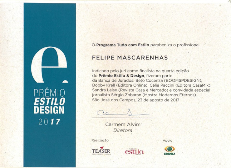 Felipe Mascarenhas Paisagismo Conjunto residencial