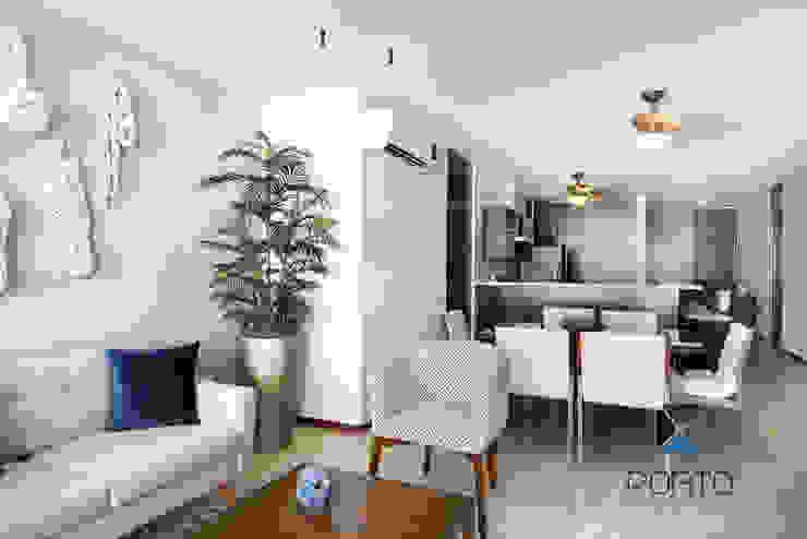 根據 PORTO Arquitectura + Diseño de Interiores 地中海風