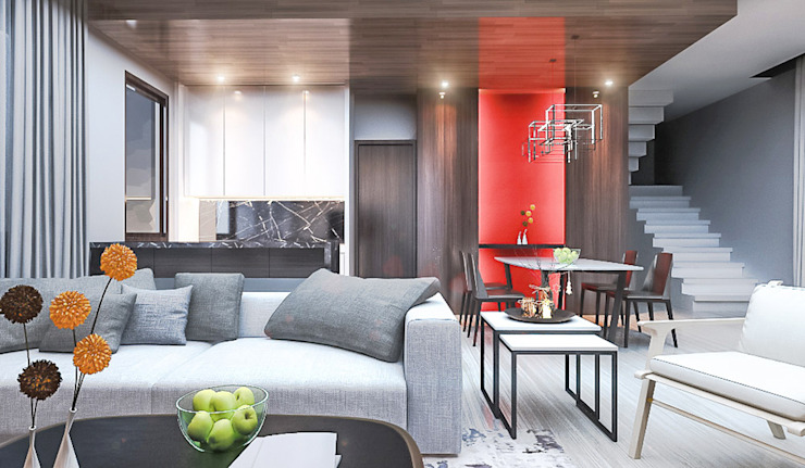 Bintaro House Dapur Minimalis Oleh Vicasso Interior Minimalis