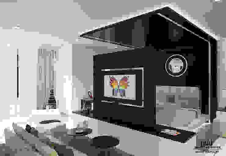 Master Bedroom Semarang – Bukit Wahid Regency Kamar Tidur Minimalis Oleh Multiline Design Minimalis