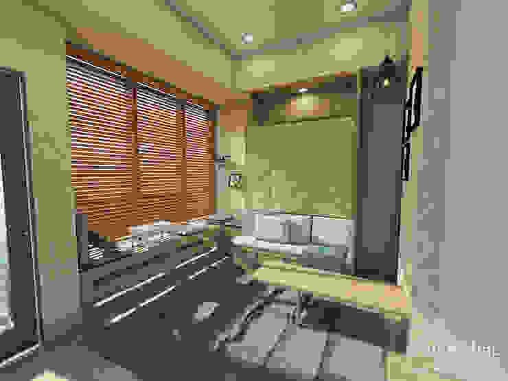 Scandinavian style bedroom by Multiline Design Scandinavian