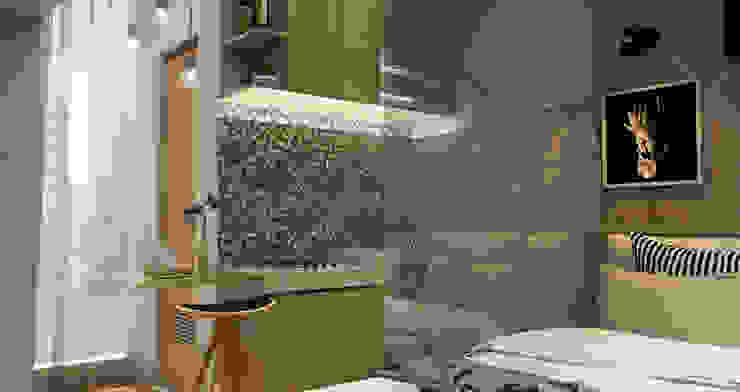 Studio Room - Puri Park View Multiline Design Kamar Tidur Minimalis