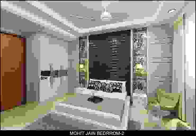Kamar Tidur Modern Oleh UDC Interiors Modern