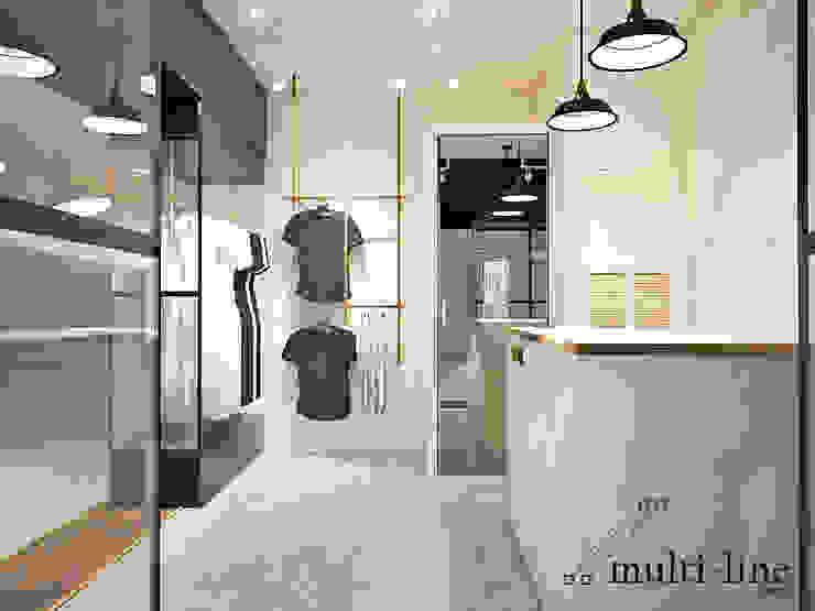 Herell Store – Mangga Dua Kantor & Toko Klasik Oleh Multiline Design Klasik