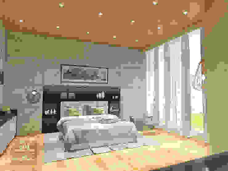 Modern Bedroom by Multiline Design Modern