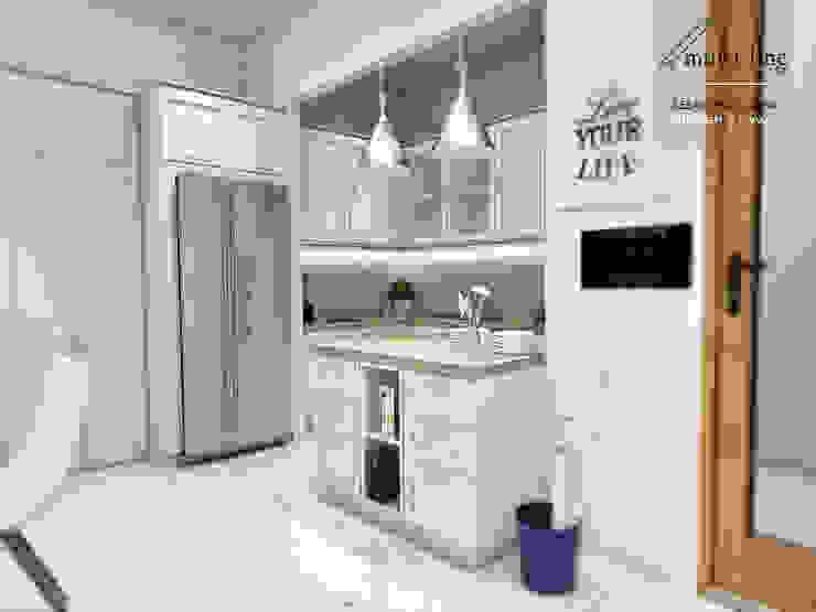 Kitchen Kebayoran Lama Oleh Multiline Design Modern