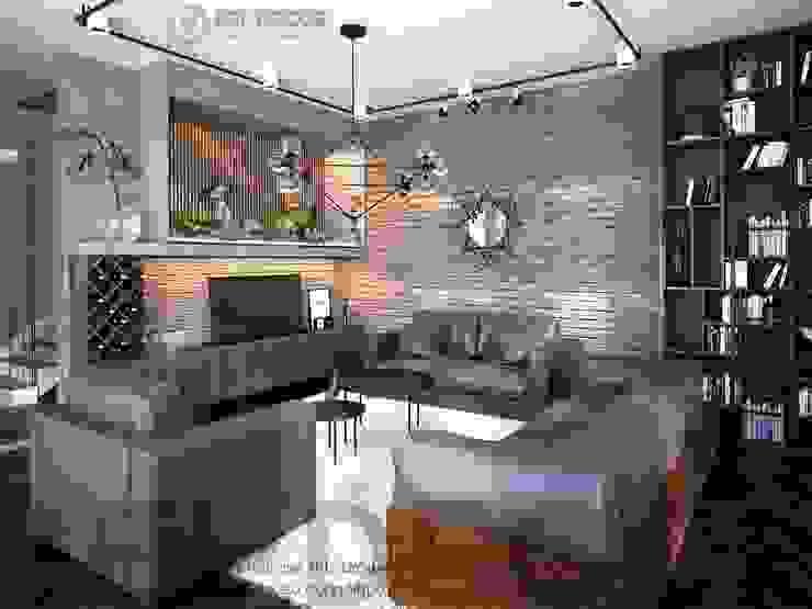 Living Room: hiện đại  by Bel Decor, Hiện đại