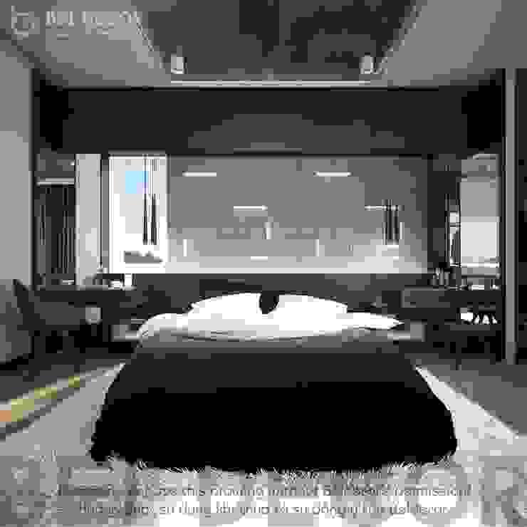 Master Bedroom: hiện đại  by Bel Decor, Hiện đại