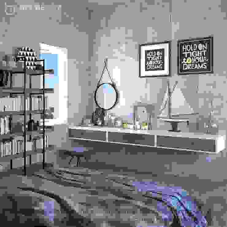 Bedroom 2: hiện đại  by Bel Decor, Hiện đại