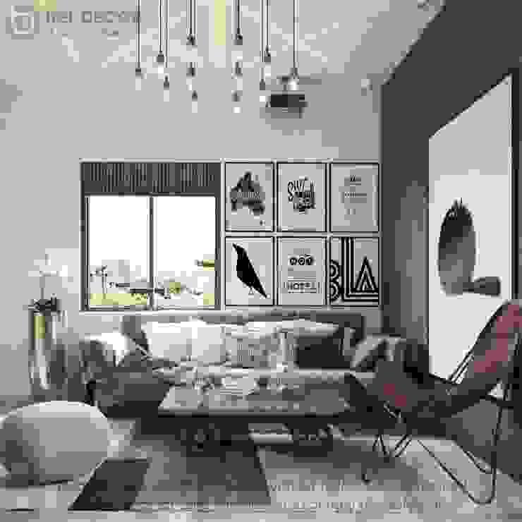 Entertainment room: hiện đại  by Bel Decor, Hiện đại