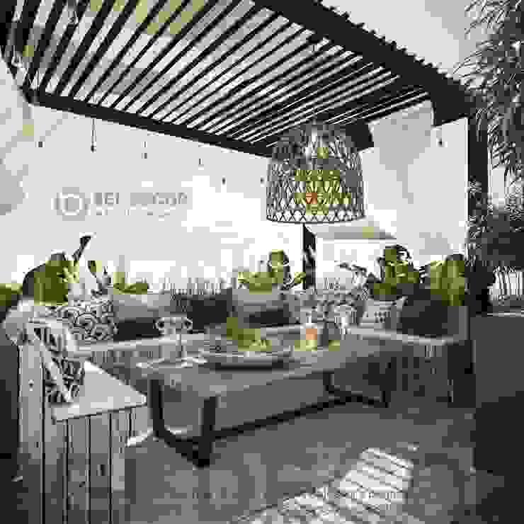 Terrace: hiện đại  by Bel Decor, Hiện đại