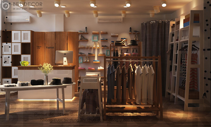 Fashion Shop bởi Bel Decor