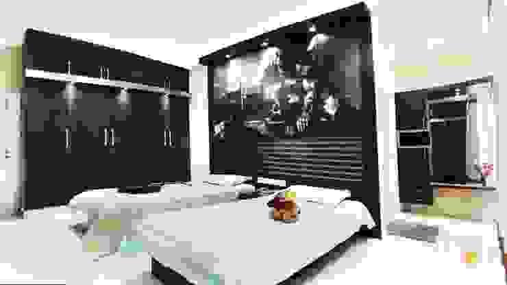 Kids bedroom Modern style bedroom by Interiors by ranjani Modern