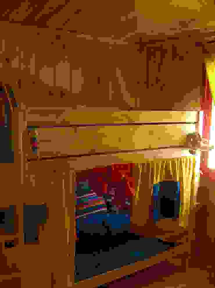 RUSTICASA Boys Bedroom Wood Wood effect