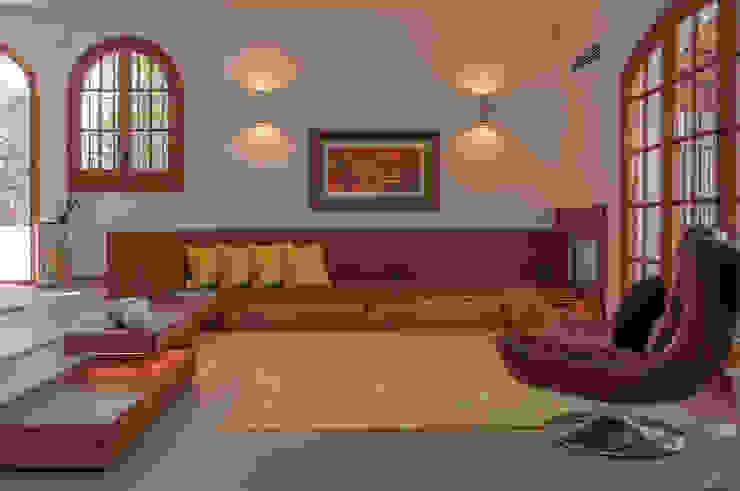 Living room Soggiorno moderno di homify Moderno