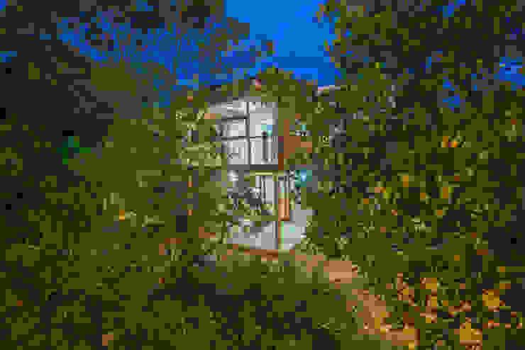 Rancho 14 Casas modernas por A+R arquitetura Moderno