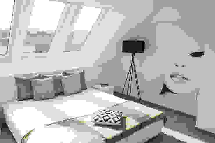 غرفة نوم تنفيذ Home Staging by Sabrina Schulz,