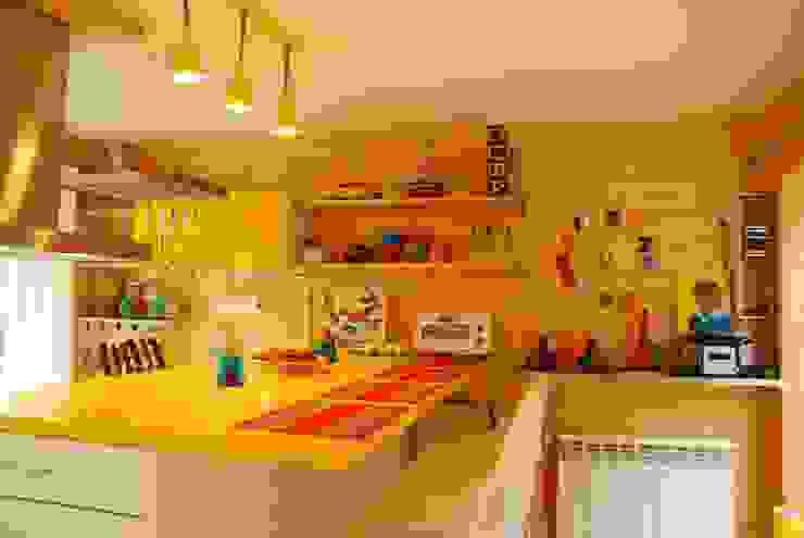 Кухонные блоки в . Автор – Rusticasa,