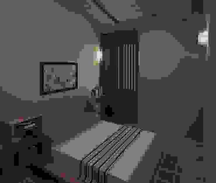 Habitación 03 Diseño Store Cuartos de estilo moderno
