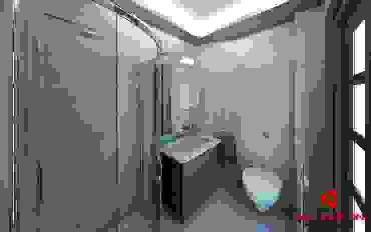 Bagno con doccia Baldantoni Group Bagno moderno