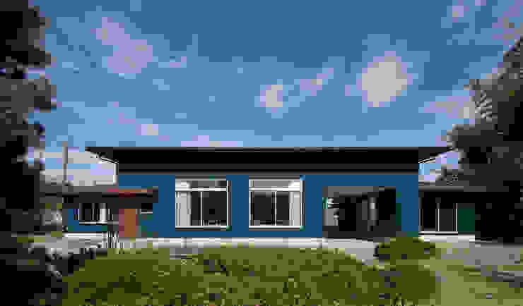 株式会社 井川建築設計事務所 Modern houses