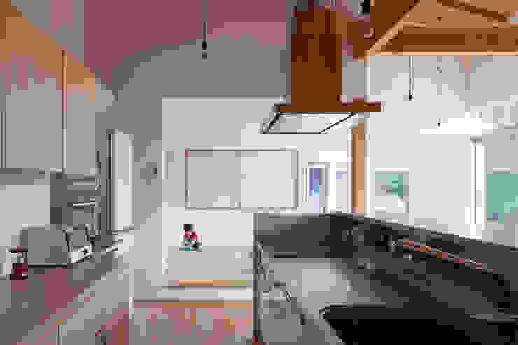 株式会社 井川建築設計事務所 Cocinas de estilo moderno