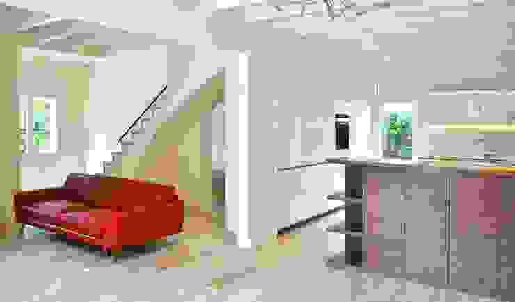 Phòng khách by Rardo - Architects