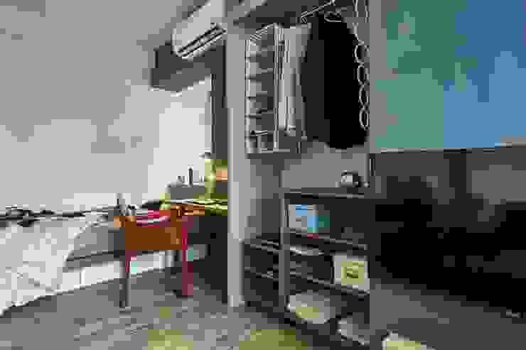 濃淡適宜 摩登輕工業魅力 根據 第宅空間設計 現代風