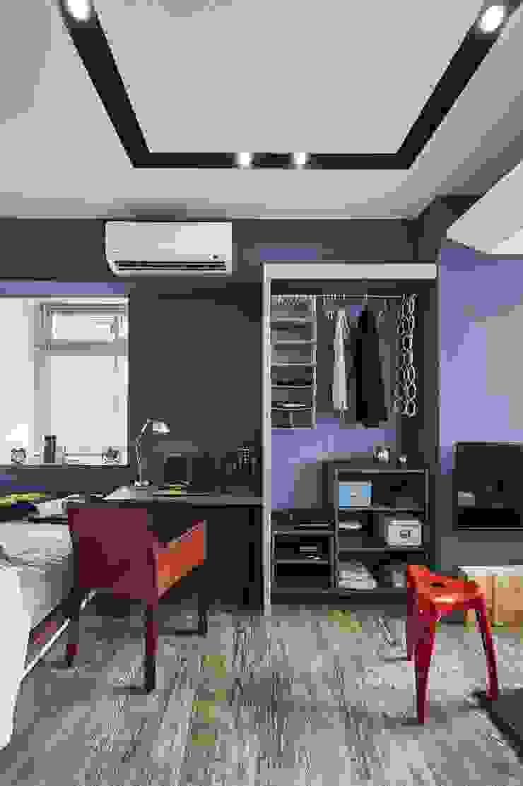 天花線條 根據 第宅空間設計 現代風
