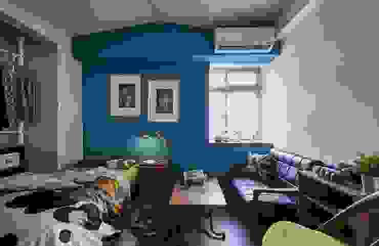 色彩融合 根據 第宅空間設計 現代風