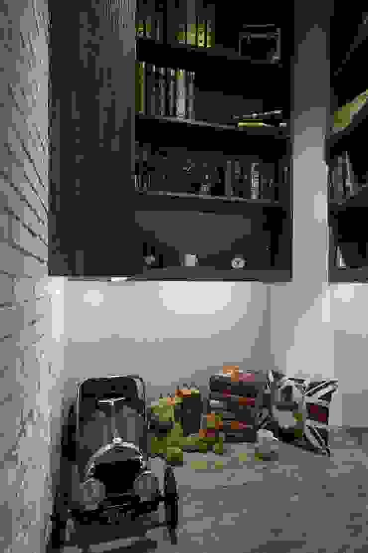儲藏室 根據 第宅空間設計 現代風