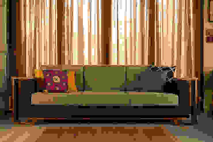 Living room تنفيذ Mazura