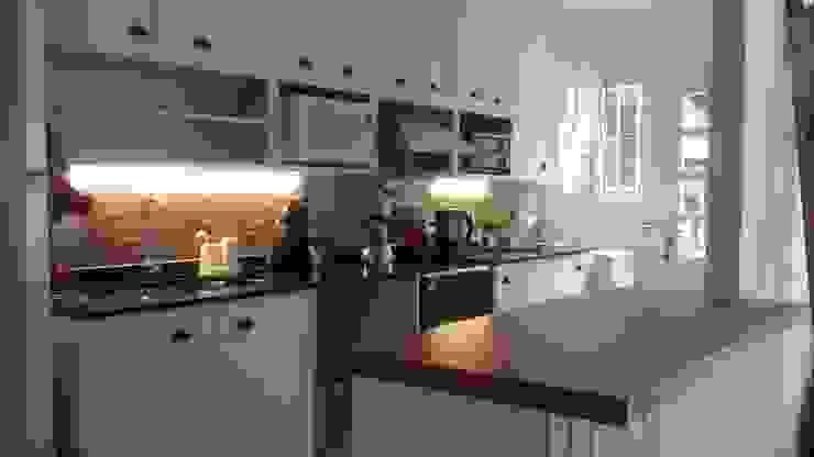 Remodelación cocina Duplex Beccar (Despues) de CC arquitectos