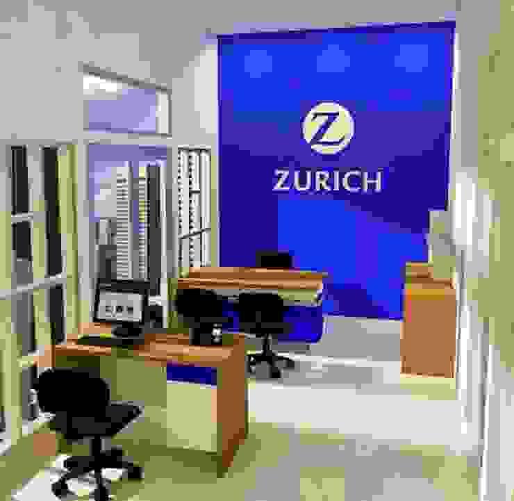Proyek Interior Zurich  Jalan Panji Suroso Malang:modern  oleh  the OWL, Modern