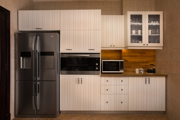 Kitchen تنفيذ Mazura