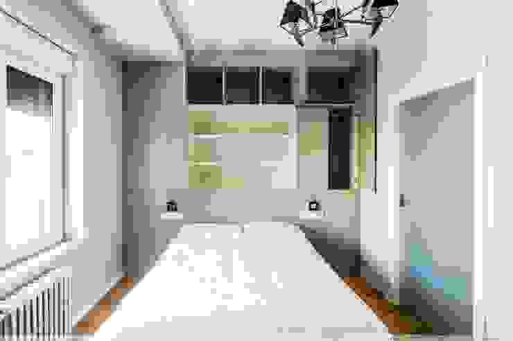 TALLER VERTICAL Arquitectura + Interiorismo 臥室