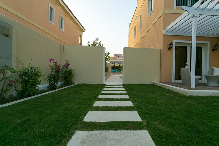 Project A من Hortus Landscaping Works LLC حداثي