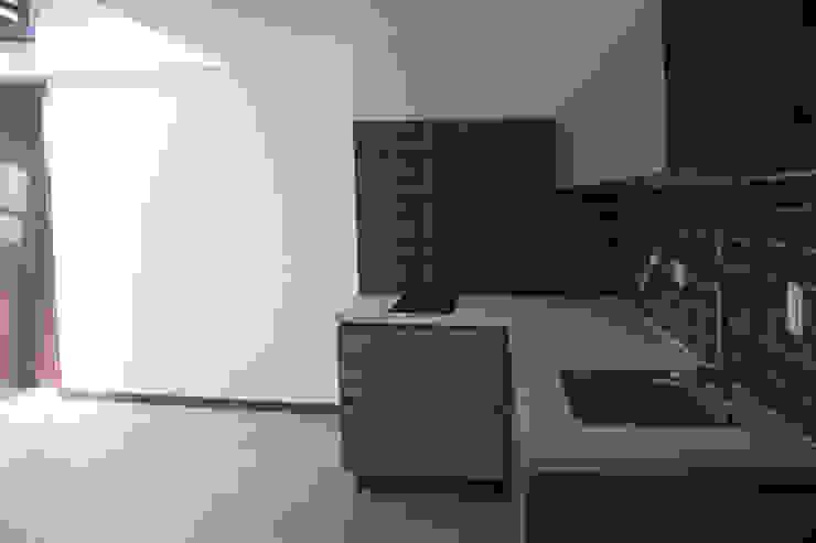 Apartamento 1 Cocinas de estilo ecléctico de ESTUDIO DUSSAN Ecléctico