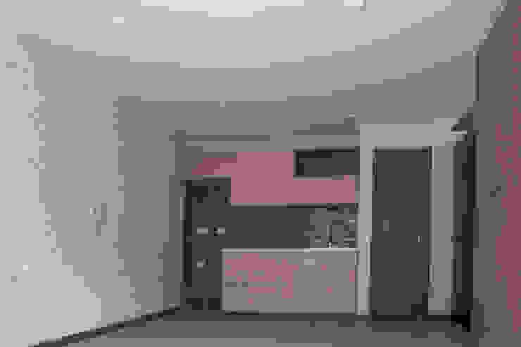 Apartamento 4 Cocinas de estilo ecléctico de ESTUDIO DUSSAN Ecléctico