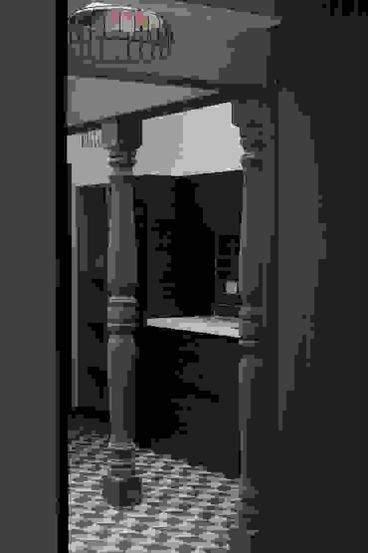 apartamento 8 Cocinas de estilo ecléctico de ESTUDIO DUSSAN Ecléctico