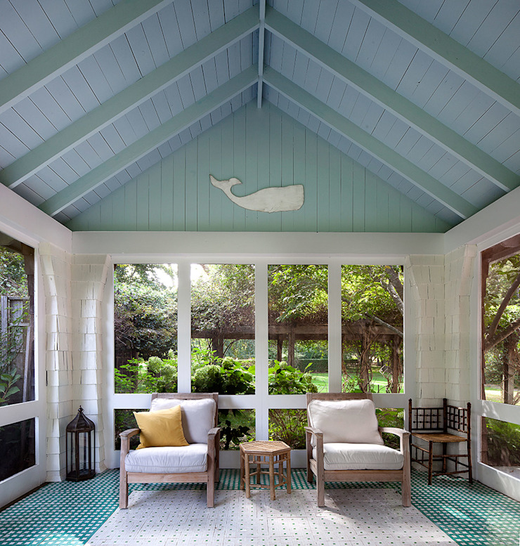 Shelter Island Country Home andretchelistcheffarchitects Living room