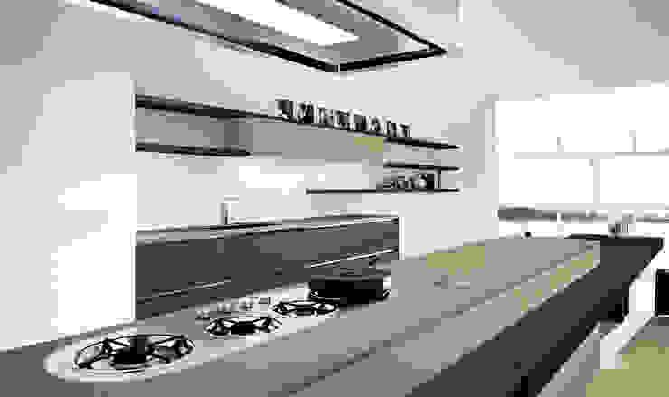 Cocinas italianas de Santa Julia Diseños Moderno