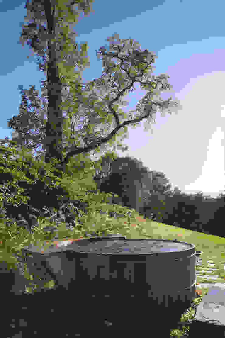 Hudson Valley Spa Modern Pool by andretchelistcheffarchitects Modern