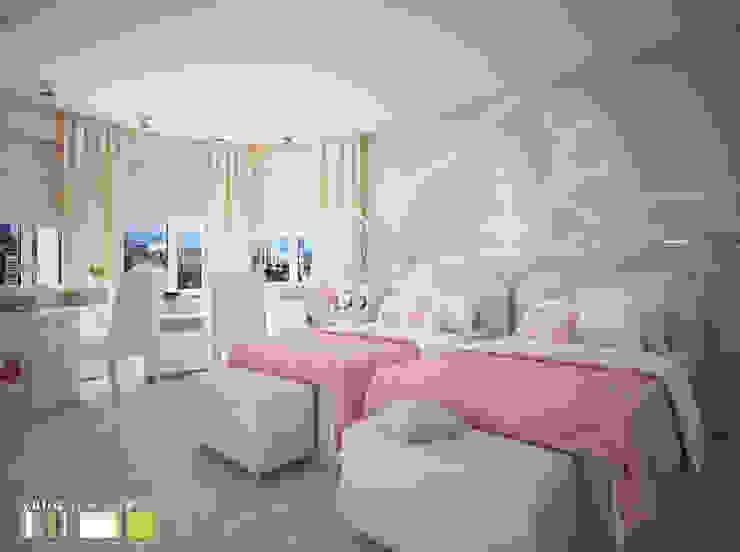 غرفة الاطفال تنفيذ Мастерская интерьера Юлии Шевелевой, إنتقائي