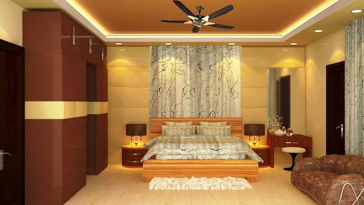 Residential 2 Falcon Resources Modern style bedroom