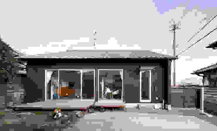外観 アフター: atelier mが手掛けたスカンジナビアです。,北欧
