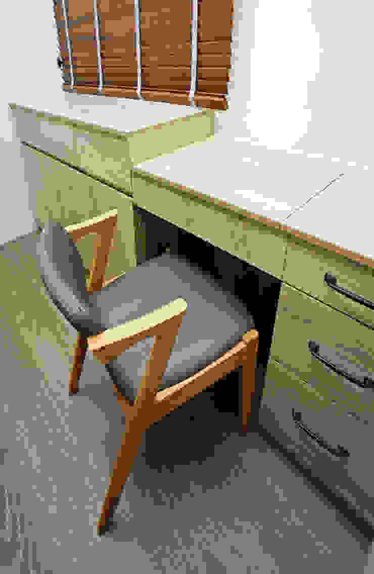 臥室 根據 ISQ 質の木系統家具 現代風