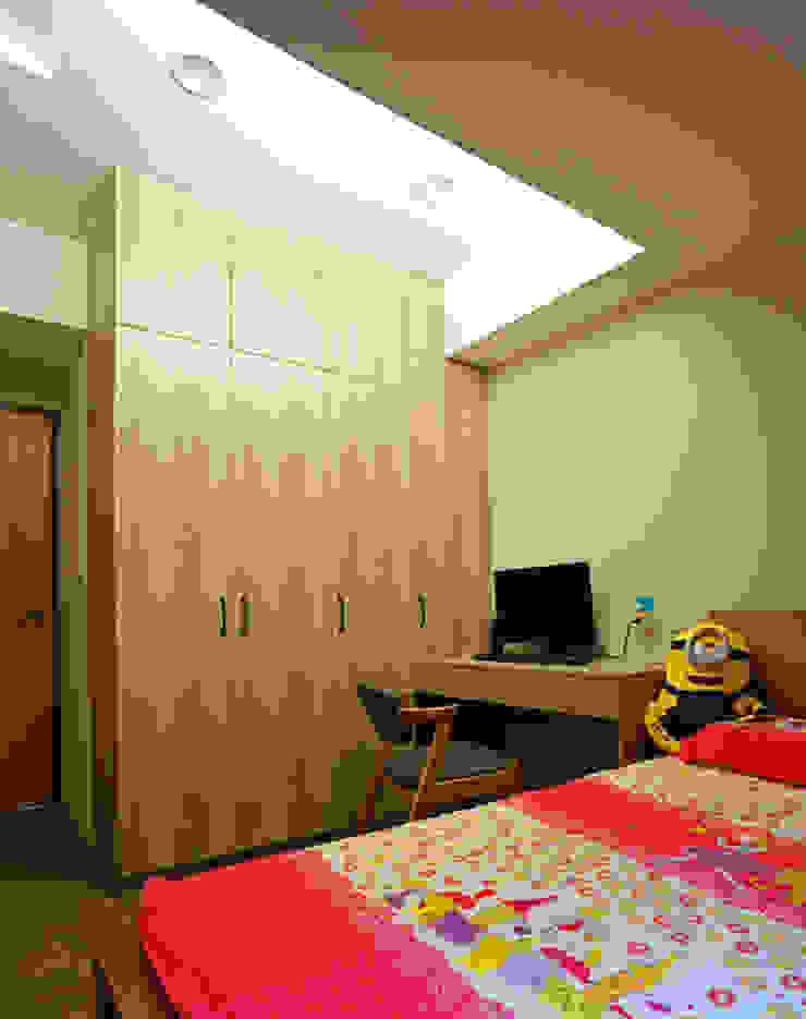 全室案例-新北市黃宅 根據 ISQ 質の木系統家具 現代風