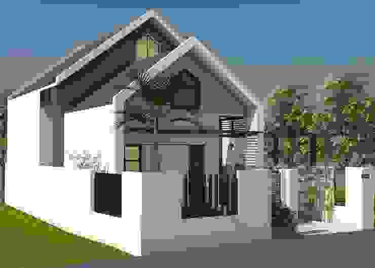 Công ty TNHH CND Associates - Kiến trúc CND Country house Black