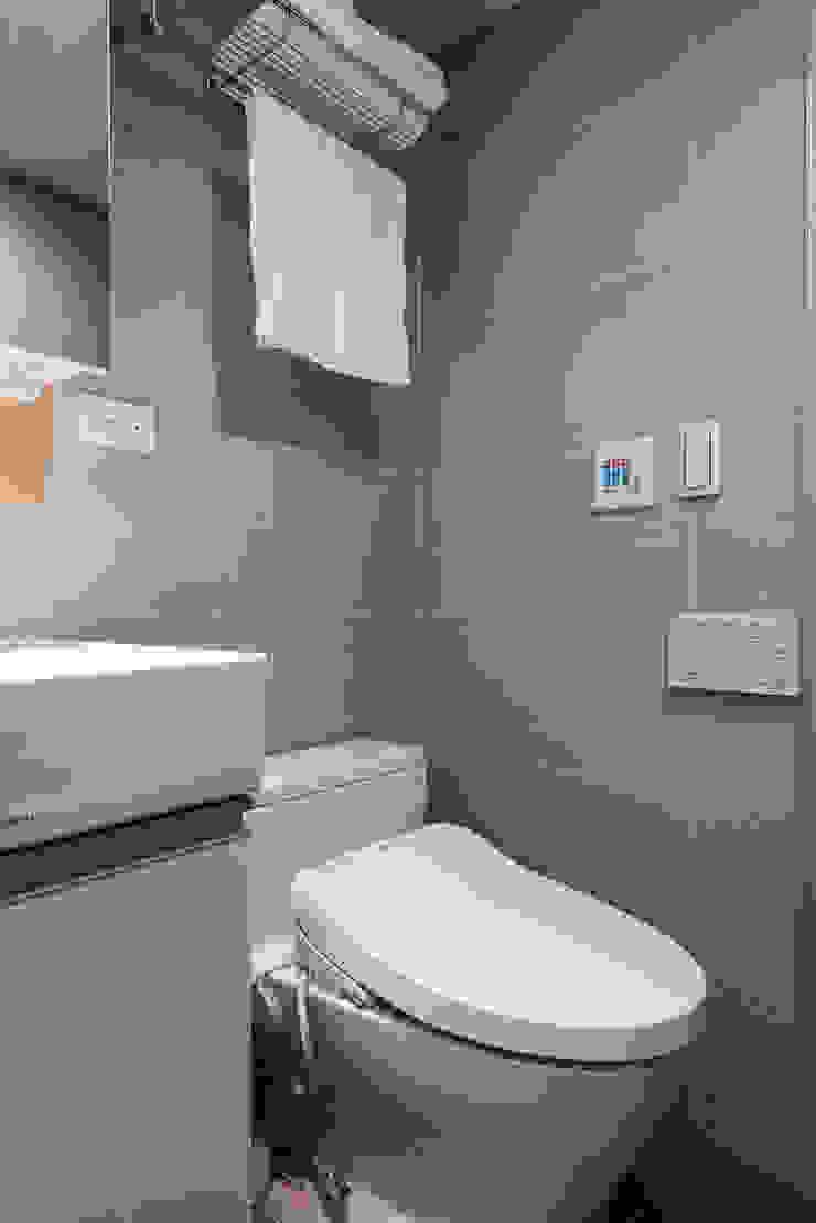 客衛浴-After 根據 允新室內設計